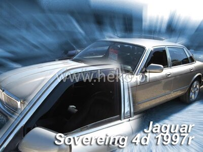 Deflektory JAGUAR SOVEREIGN 4D XJ 308  1997R – 2002R.