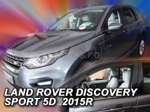 Deflektory Land Rover Discovery Sport 5D 14R
